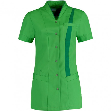 Damesjack De Berkel Lata Flex-Fit mouwen Fashion Green