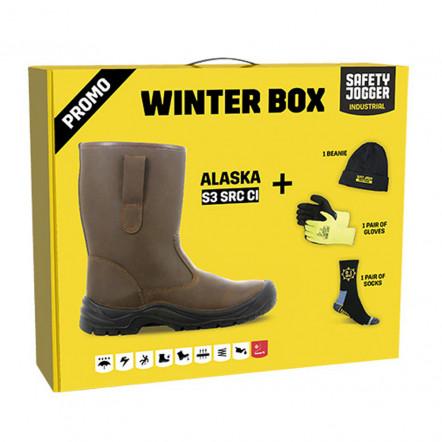 Winter box veiligheidslaars Safety Jogger Alaska S3