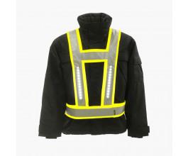 Light Vest basis EN471 fluor-yellow