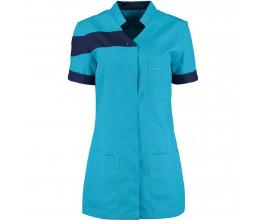 Damesjack De Berkel waterblauw/marine