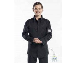 Chef Shirt Chaud Devant 972 Black