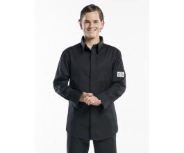 Chef Shirt Chaud Devant 972 Black