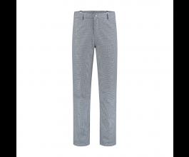 Bakkersbroek Reinke Bedrijfskleding blauw/wit