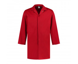 Foodjas lang Reinke Bedrijfskleding rood