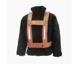 Lightvest basis EN471 fluor-orange